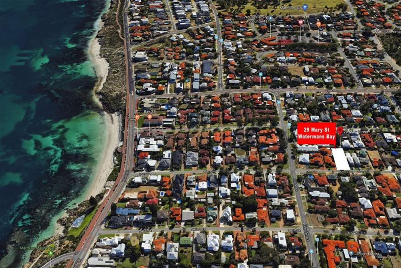 Seventh view of Homely house listing, 2/29 Mary Street, Watermans Bay WA 6020