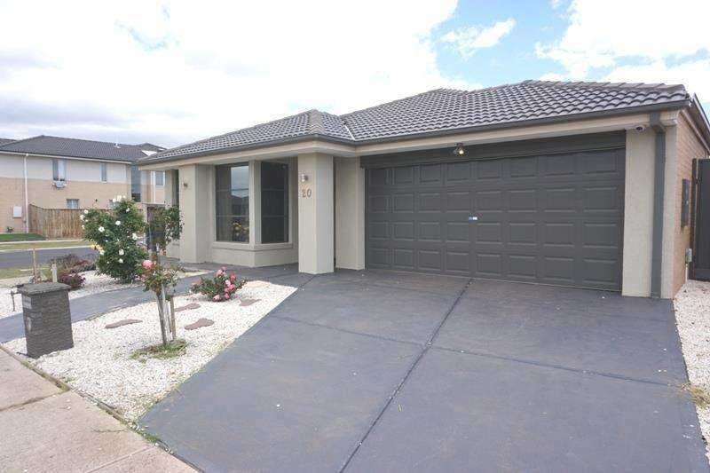 Main view of Homely house listing, 20 Merivale Drive, Truganina, VIC 3029