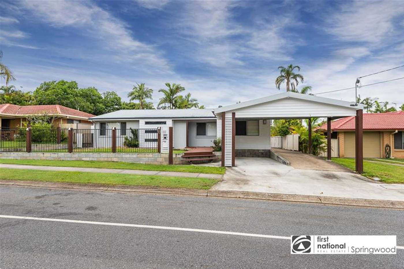 Main view of Homely house listing, 13 Achilles Drive, Springwood QLD 4127