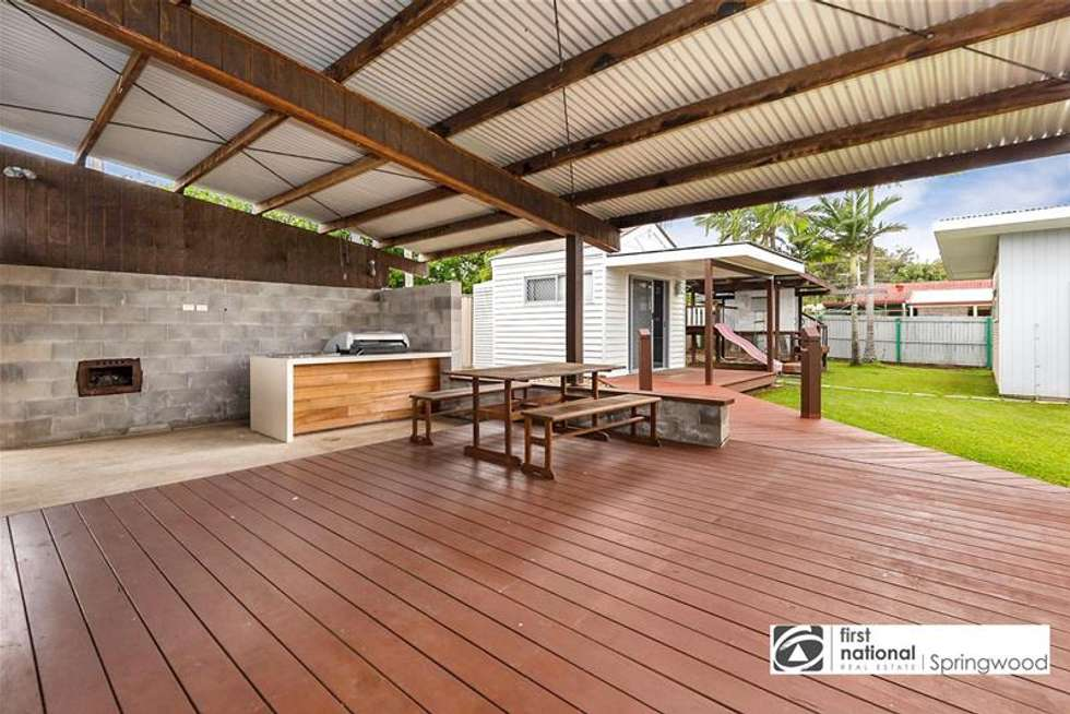 Second view of Homely house listing, 13 Achilles Drive, Springwood QLD 4127