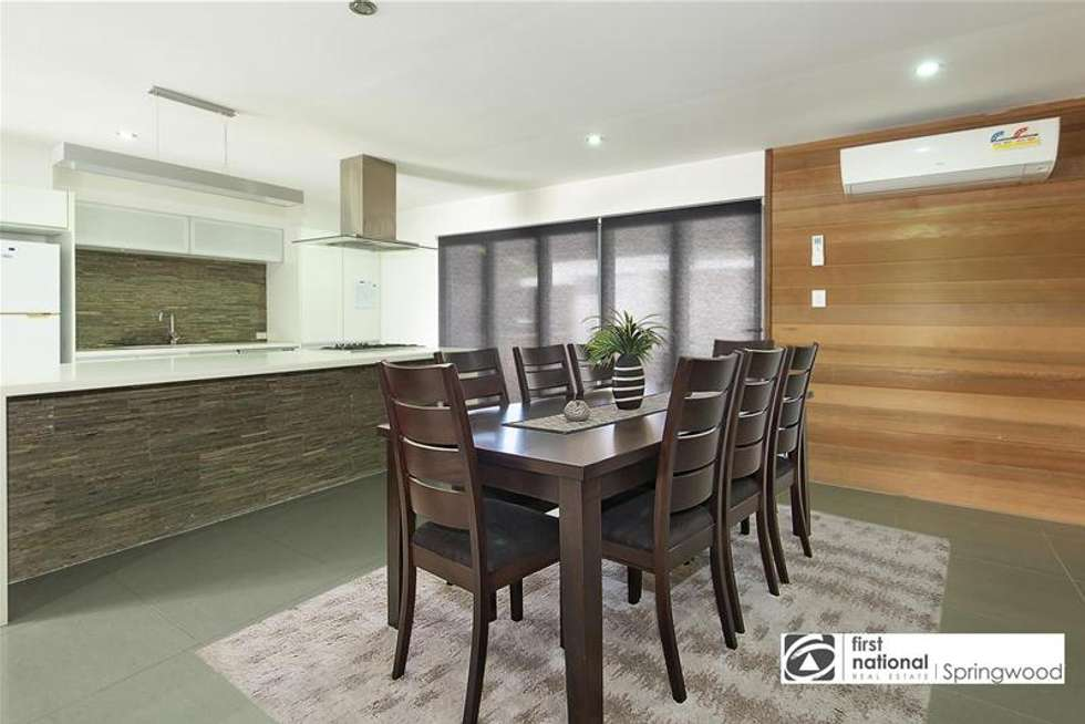 Fourth view of Homely house listing, 13 Achilles Drive, Springwood QLD 4127