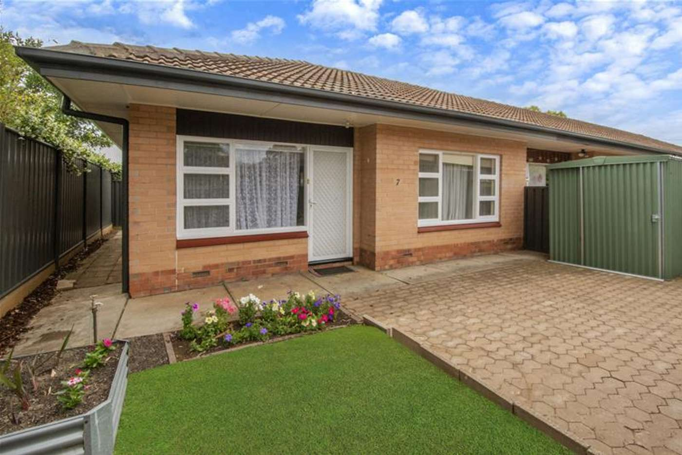 Main view of Homely unit listing, 7/13 Leslie Avenue, Evandale SA 5069