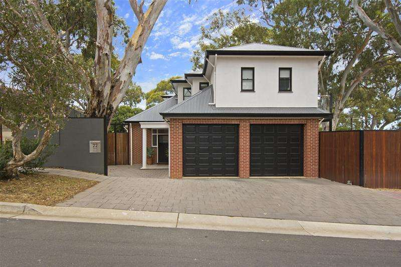 Main view of Homely house listing, 22 Gilles Road, Glen Osmond, SA 5064