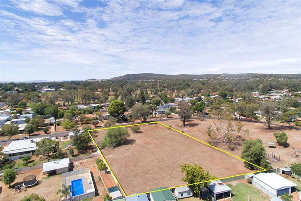 Second view of Homely residentialLand listing, 31 High Street, Gunnedah NSW 2380
