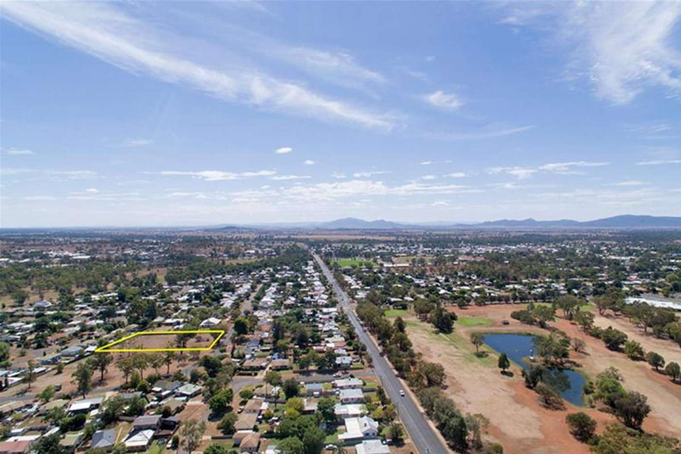 Fifth view of Homely residentialLand listing, 31 High Street, Gunnedah NSW 2380