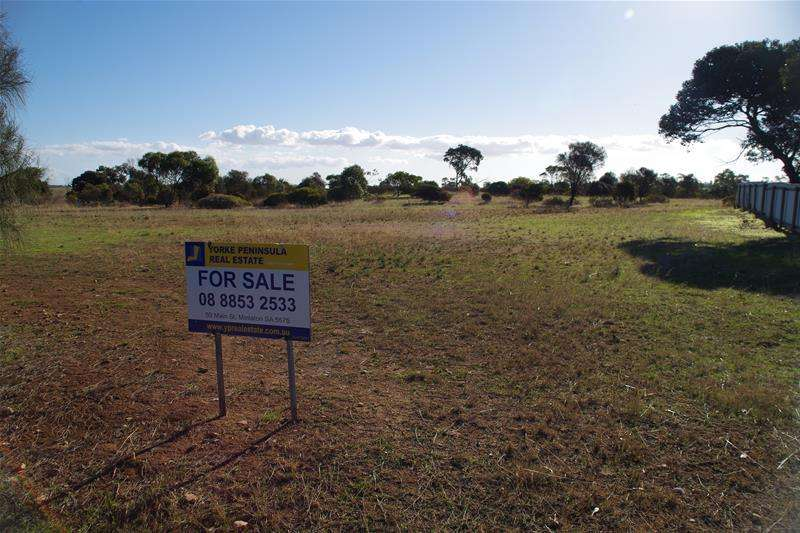 Main view of Homely  listing, LOT 58 & 59/4 & 6 Parrington Street, Coobowie, SA 5583