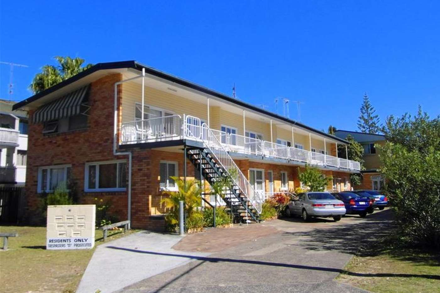 Main view of Homely apartment listing, 2/14 Leonard Avenue, Surfers Paradise QLD 4217