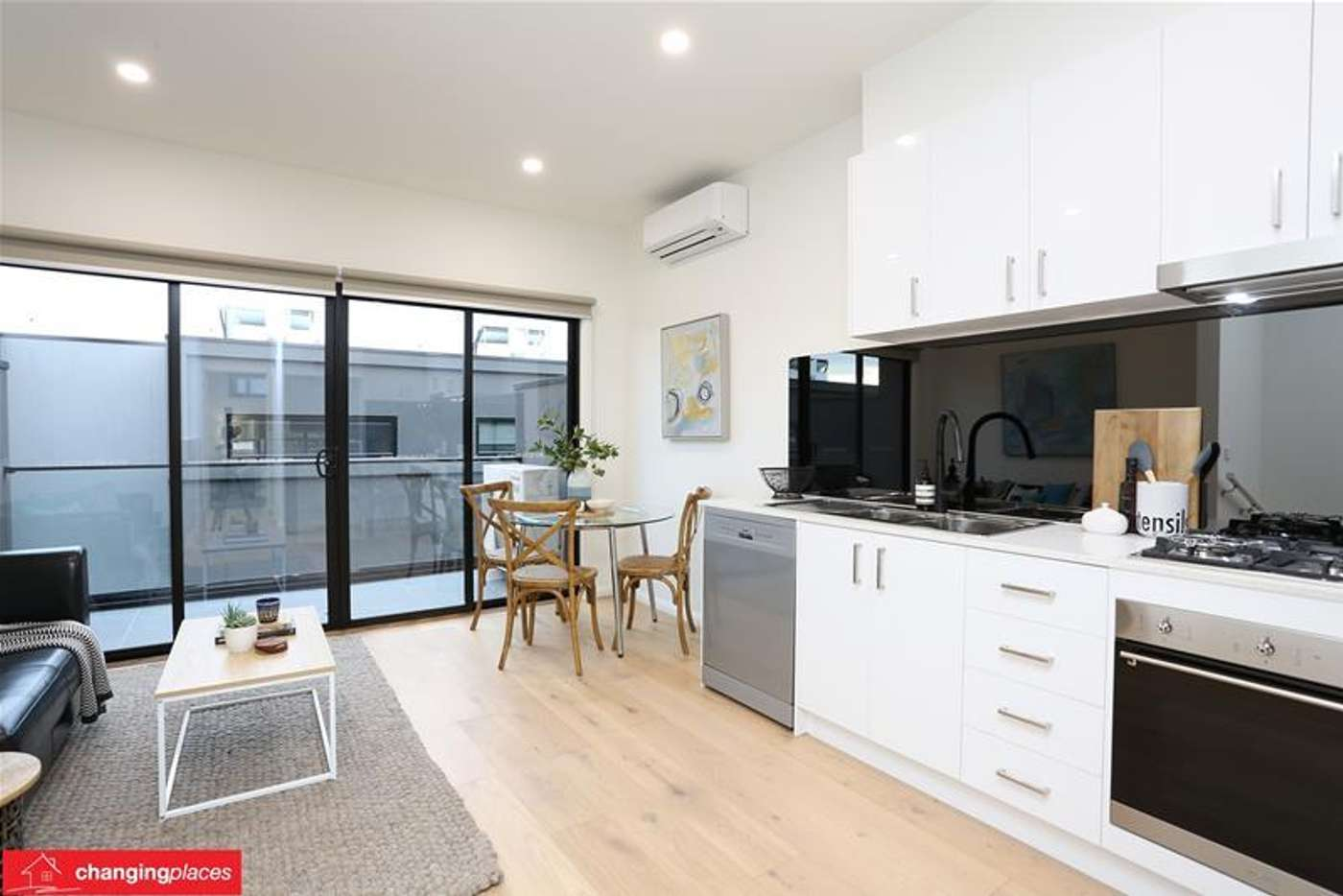 Main view of Homely townhouse listing, 12/17-19 Bent Street, Bentleigh VIC 3204