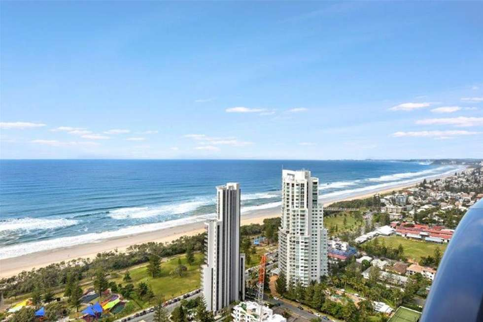 Second view of Homely apartment listing, 3802/21 Elizabeth Avenue, Broadbeach QLD 4218