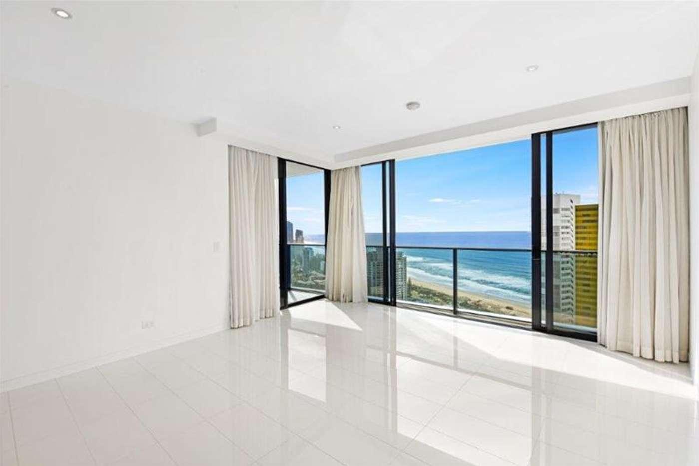 Fifth view of Homely apartment listing, 3802/21 Elizabeth Avenue, Broadbeach QLD 4218