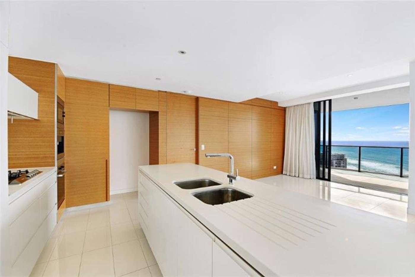 Sixth view of Homely apartment listing, 3802/21 Elizabeth Avenue, Broadbeach QLD 4218