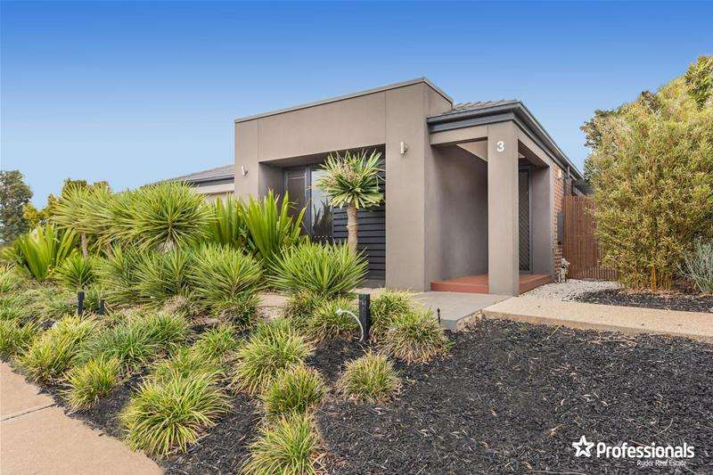 Main view of Homely house listing, 3 Castletown Boulevard, Weir Views, VIC 3338