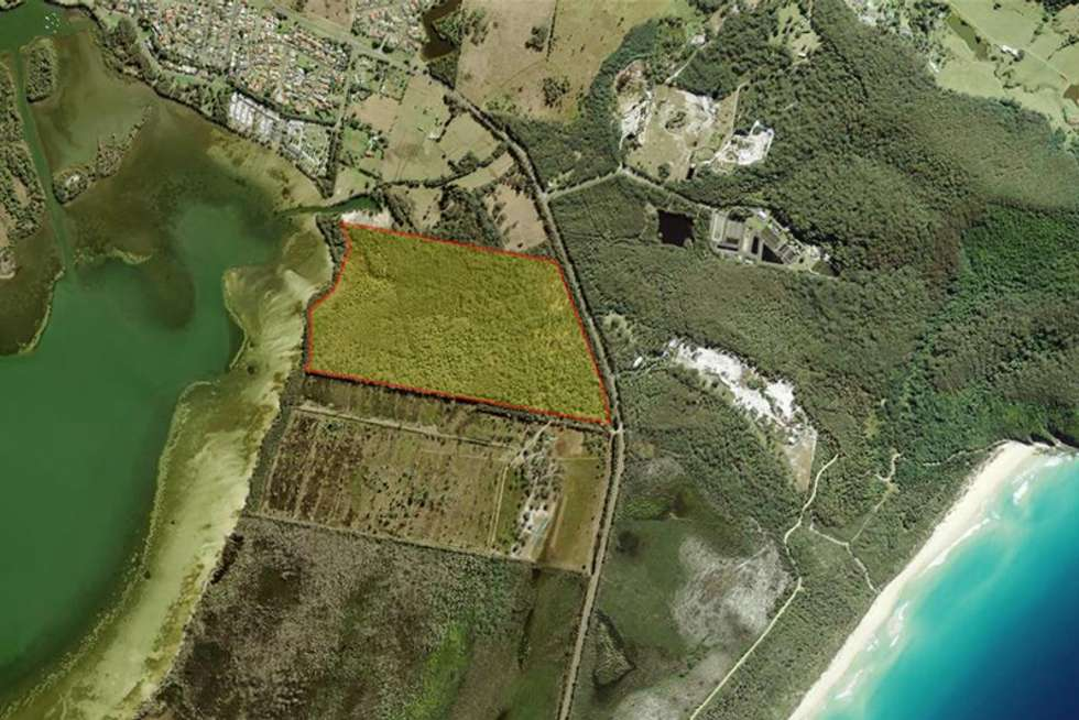 Second view of Homely acreageSemiRural listing, LOT 50 The Lakes Way, Forster NSW 2428