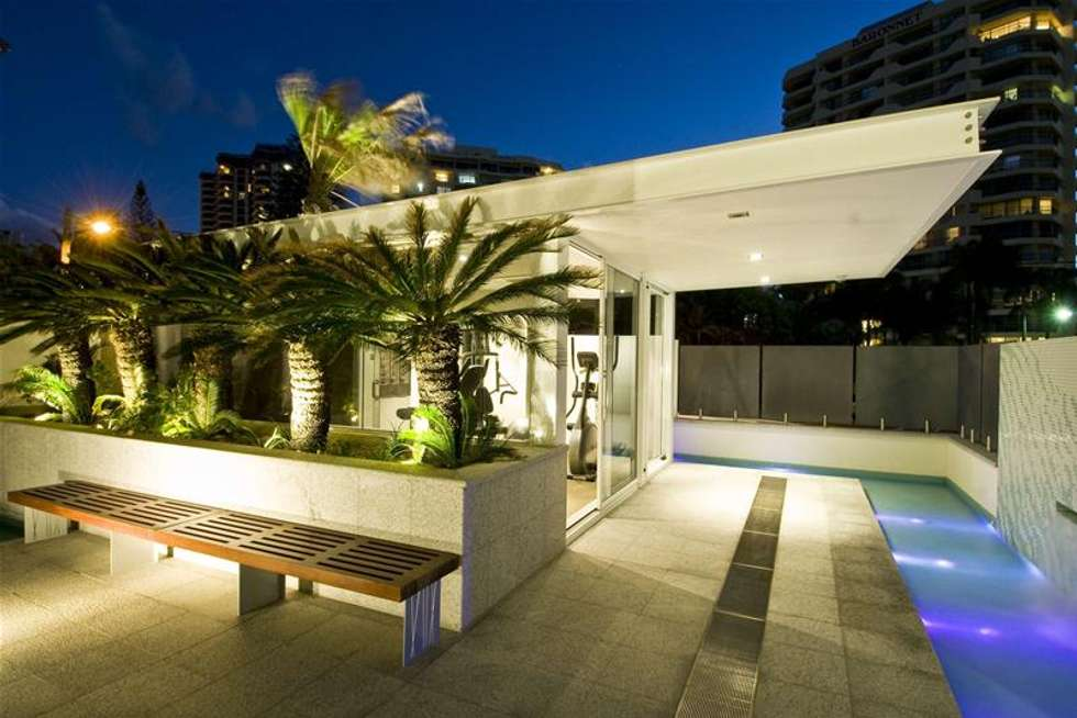 Third view of Homely apartment listing, Allure, 1 Enderley Avenue, Surfers Paradise QLD 4217
