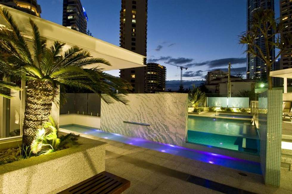 Fourth view of Homely apartment listing, Allure, 1 Enderley Avenue, Surfers Paradise QLD 4217