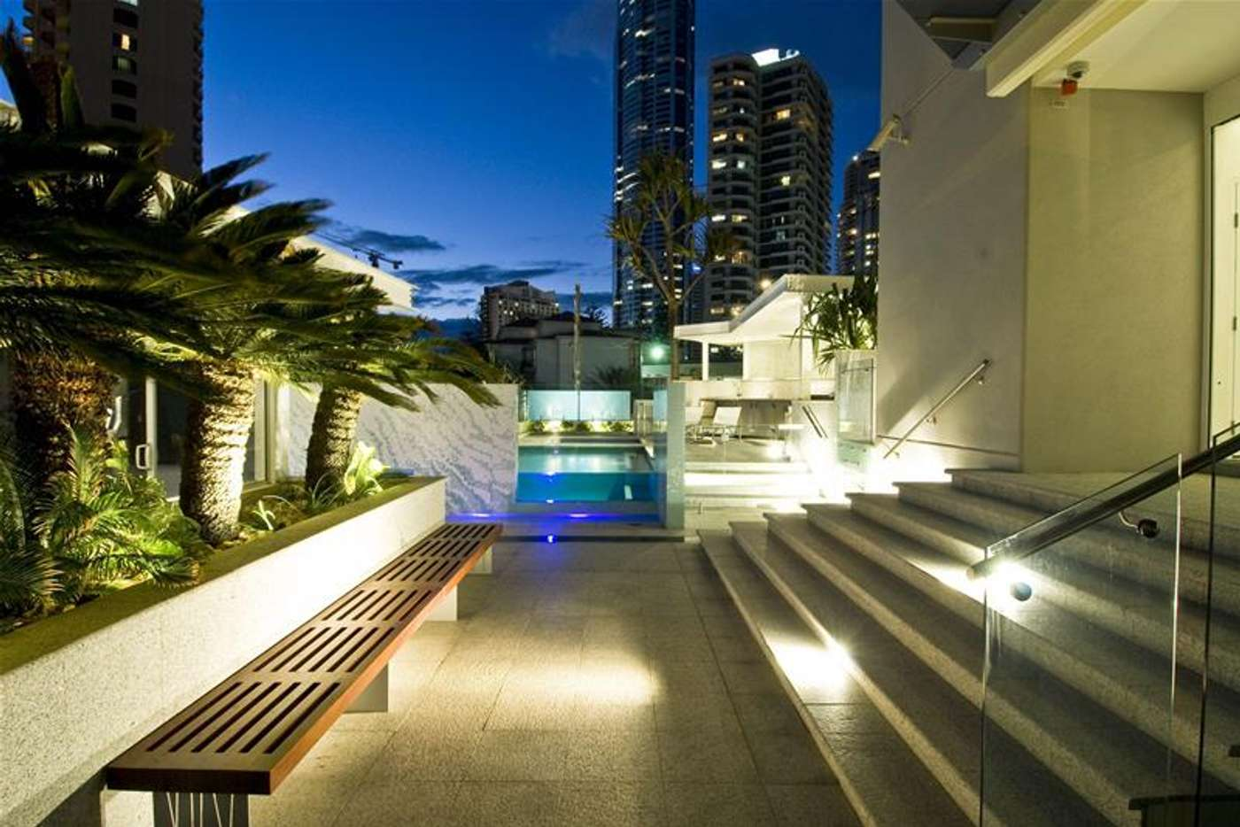 Fifth view of Homely apartment listing, Allure, 1 Enderley Avenue, Surfers Paradise QLD 4217