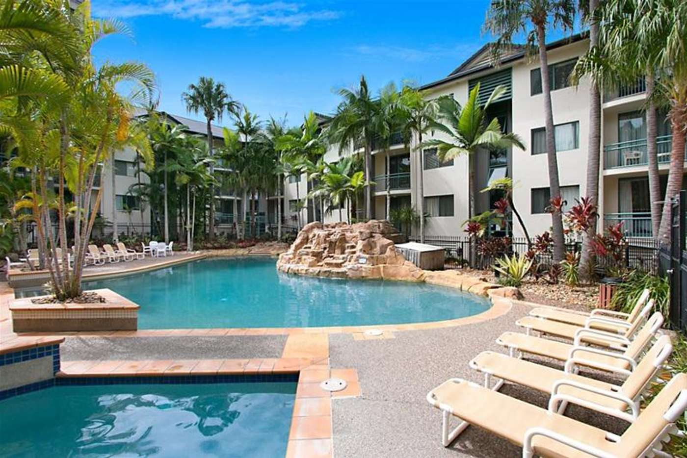 Main view of Homely apartment listing, 122/955 Gold Coast Highway, Palm Beach QLD 4221