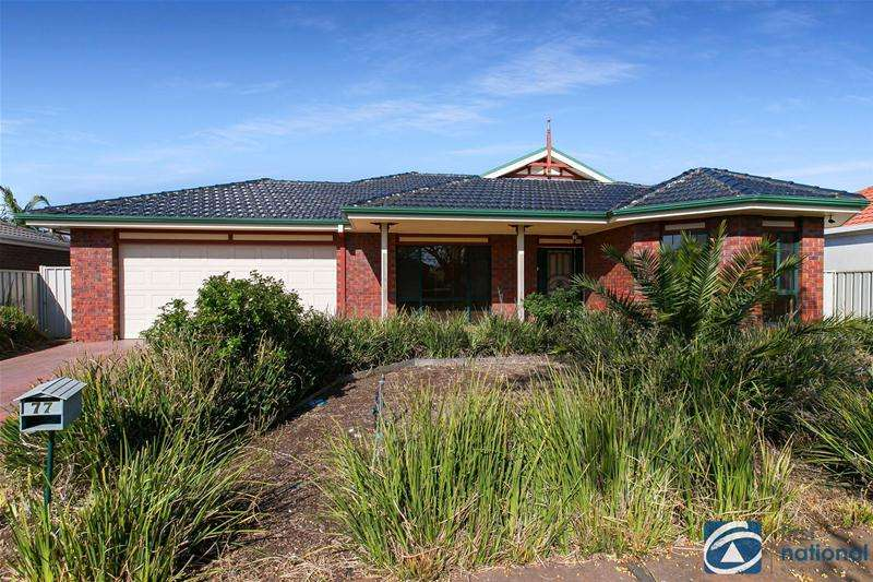 Main view of Homely house listing, 77 Chisholm Drive, Caroline Springs, VIC 3023