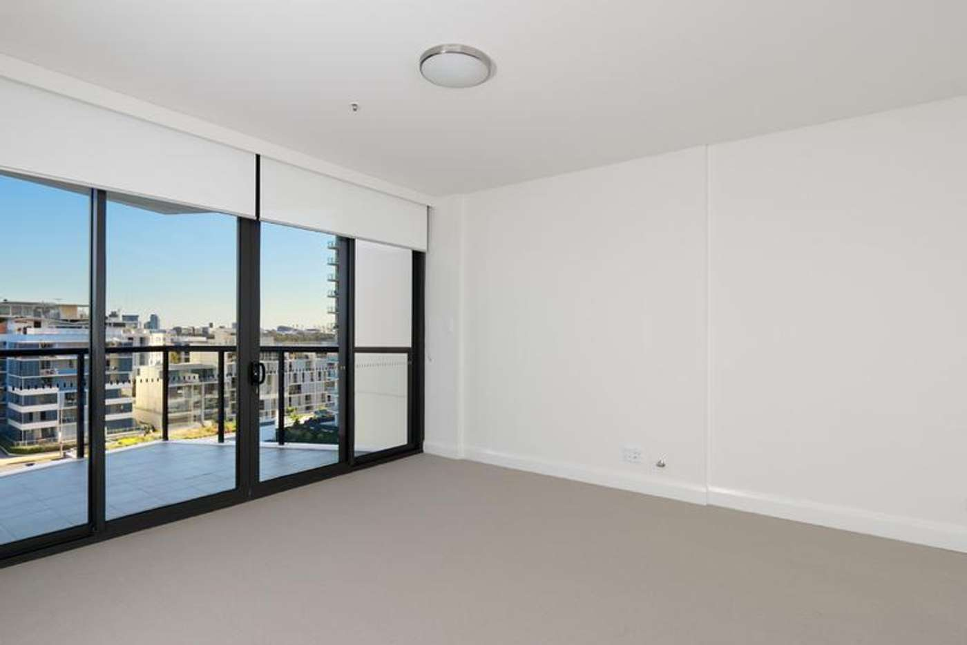 Main view of Homely apartment listing, 402/63 Shoreline Drive, Rhodes NSW 2138