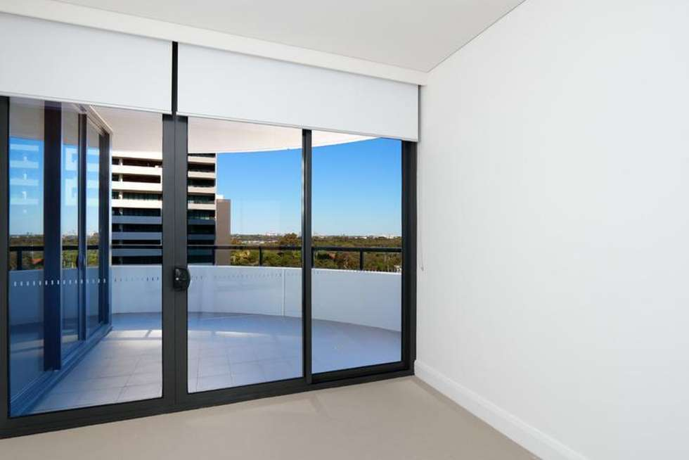 Third view of Homely apartment listing, 402/63 Shoreline Drive, Rhodes NSW 2138