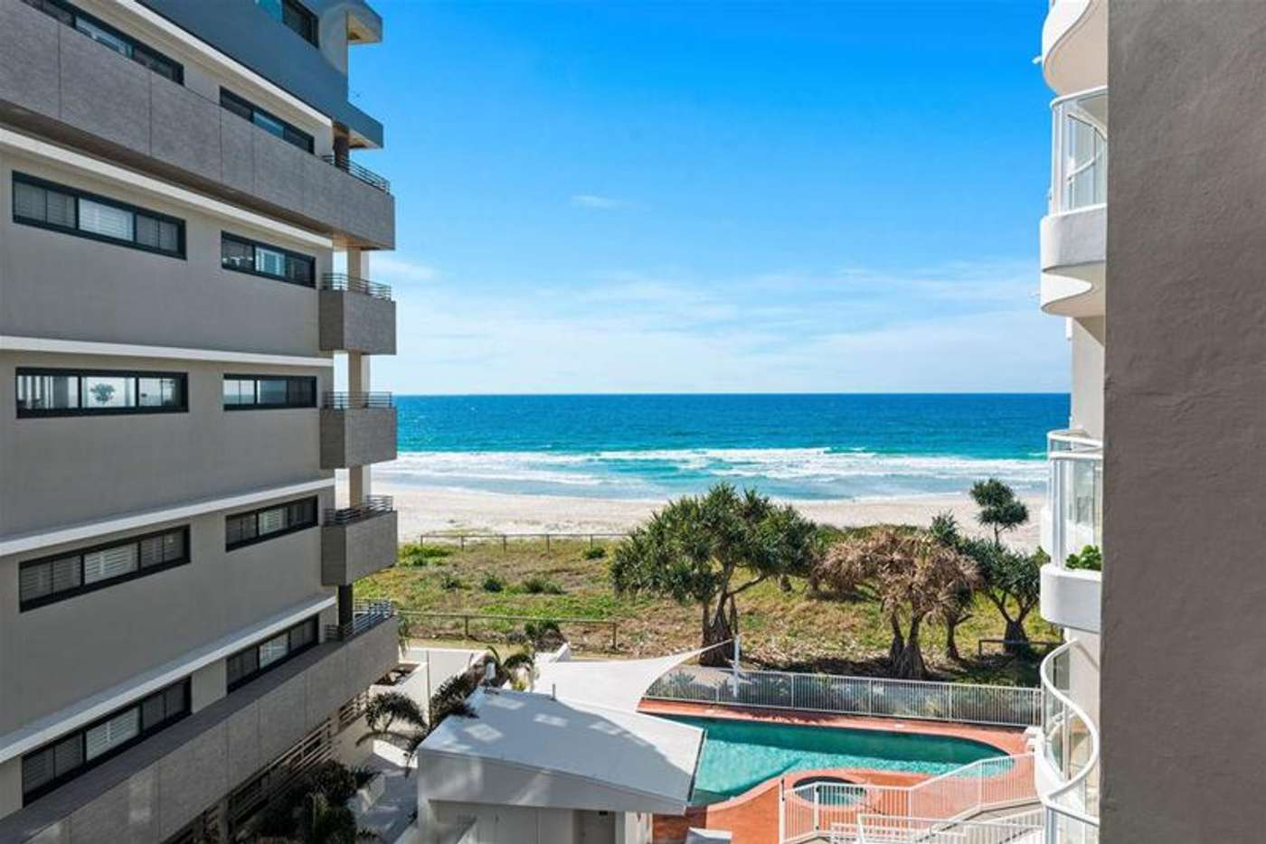 Main view of Homely apartment listing, 402/1483 Gold Coast Highway, Palm Beach QLD 4221