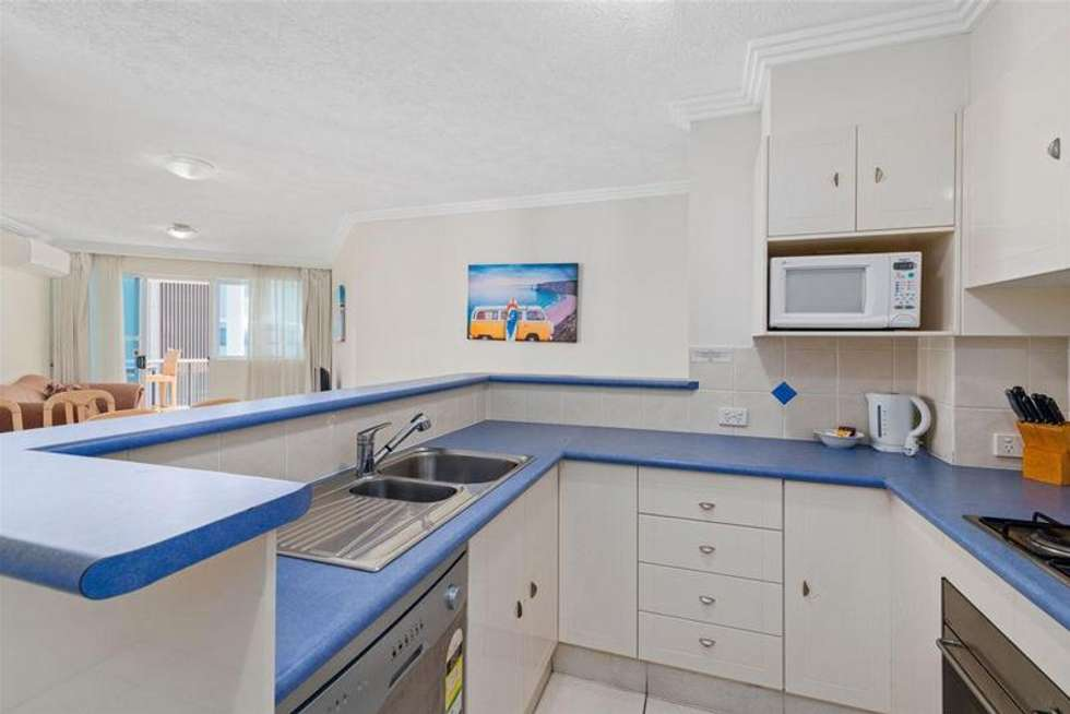 Second view of Homely apartment listing, 402/1483 Gold Coast Highway, Palm Beach QLD 4221