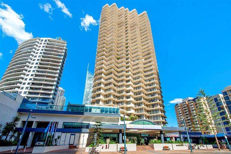 Main view of Homely apartment listing, 307/18 Hanlan Street, Surfers Paradise, QLD 4217
