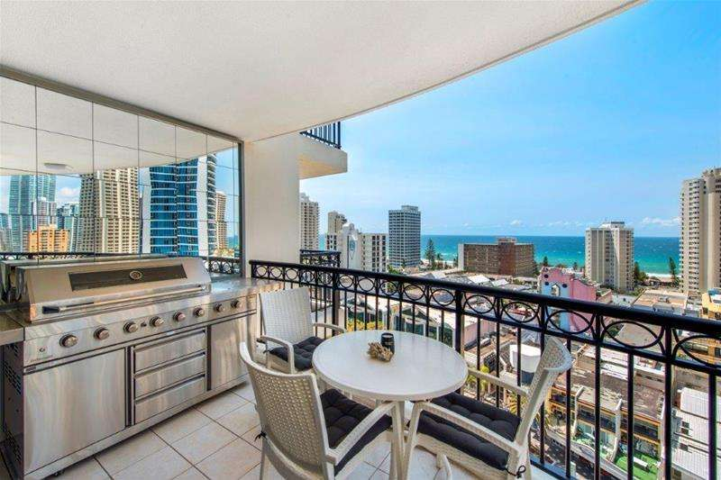 Main view of Homely apartment listing, 1116/23 Ferny Avenue, Surfers Paradise, QLD 4217