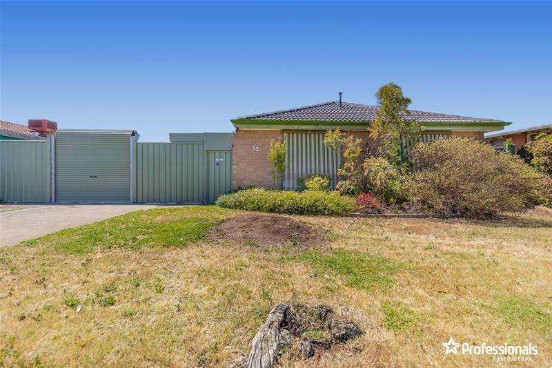 Main view of Homely house listing, 92 Coburns Road, Melton South, VIC 3338