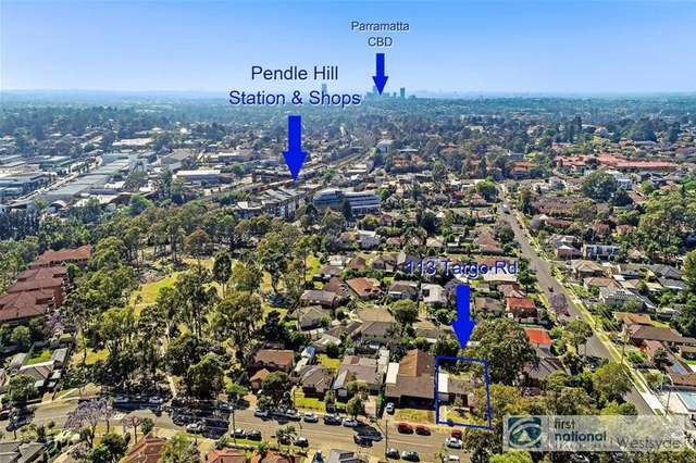113 Targo Road, Pendle Hill NSW 2145
