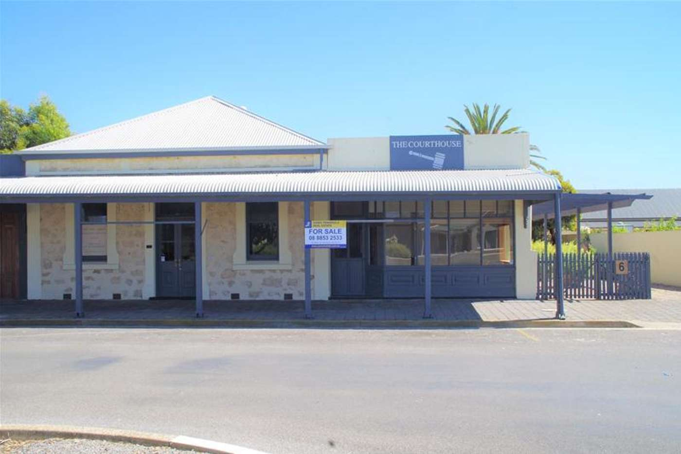 Main view of Homely house listing, 6 Edith Street, Edithburgh SA 5583