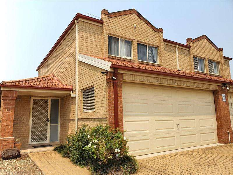 Main view of Homely townhouse listing, 26/22-32 Hall Street, St Marys, NSW 2760