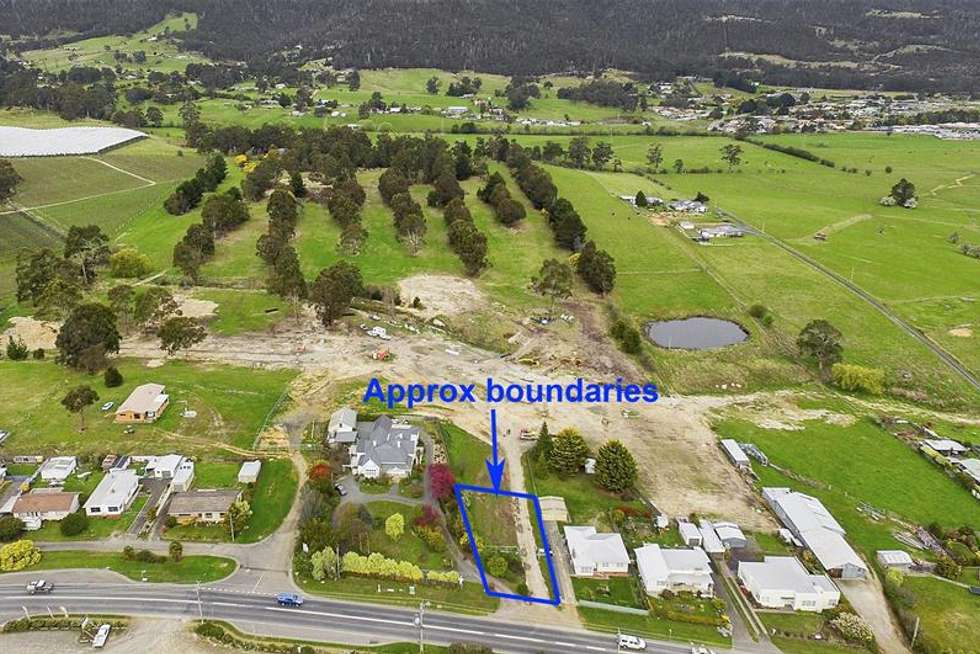Third view of Homely residentialLand listing, 182 Main Street, Huonville TAS 7109