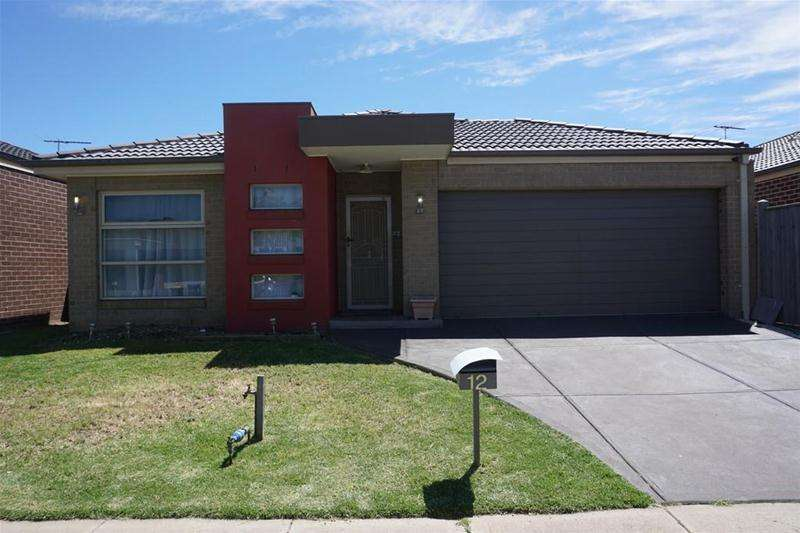 Main view of Homely house listing, 12 Wildcherry Place, Point Cook, VIC 3030