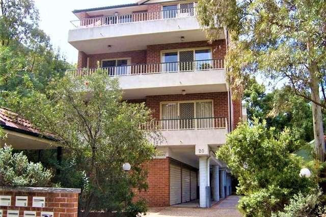 5/20 Lennox Street, Parramatta NSW 2150