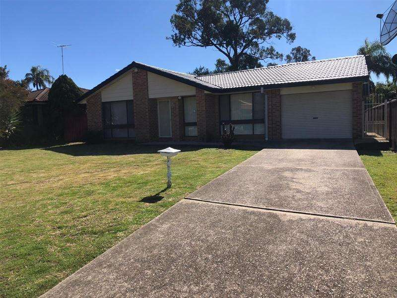Main view of Homely house listing, 17 Columbus Avenue, St Clair, NSW 2759