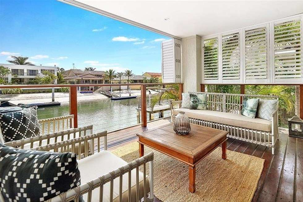 Second view of Homely house listing, 18 Midshipman Court, Paradise Waters QLD 4217