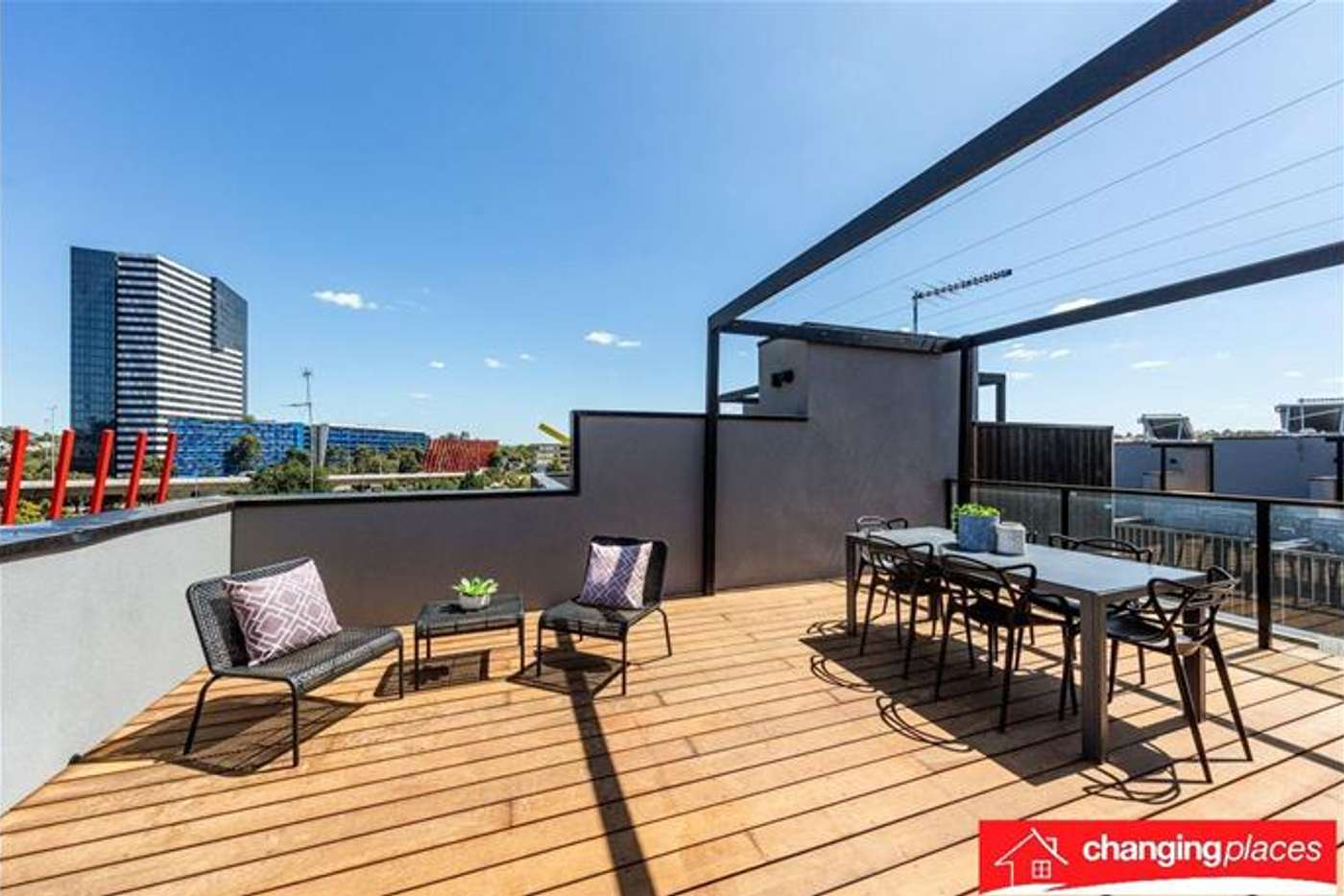 Main view of Homely townhouse listing, 14 Yates Lane, Parkville VIC 3052