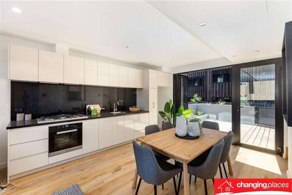 Second view of Homely townhouse listing, 14 Yates Lane, Parkville VIC 3052