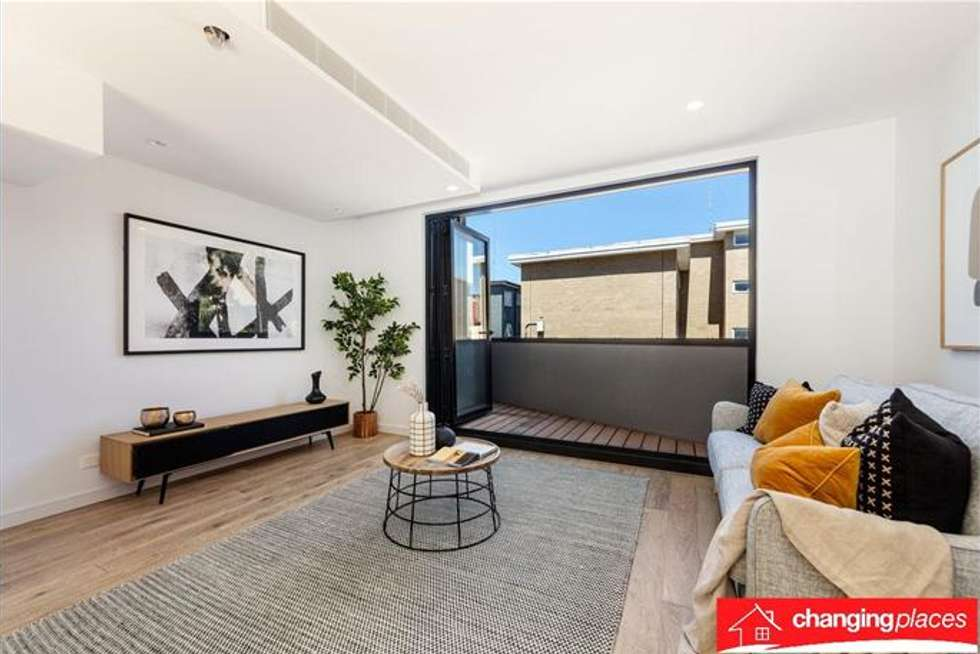 Third view of Homely townhouse listing, 14 Yates Lane, Parkville VIC 3052