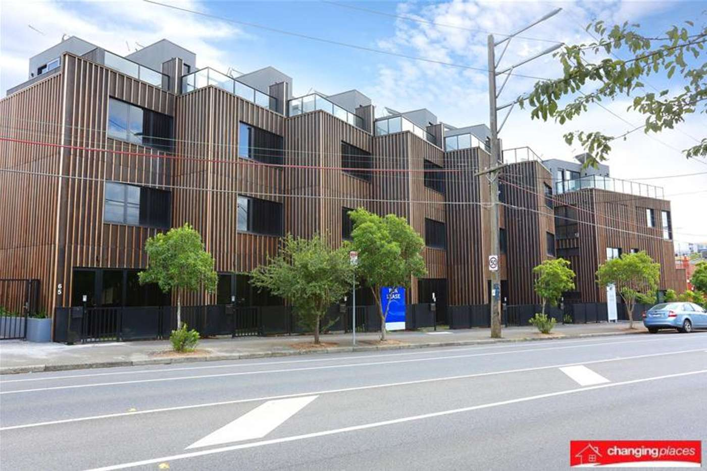 Sixth view of Homely townhouse listing, 14 Yates Lane, Parkville VIC 3052