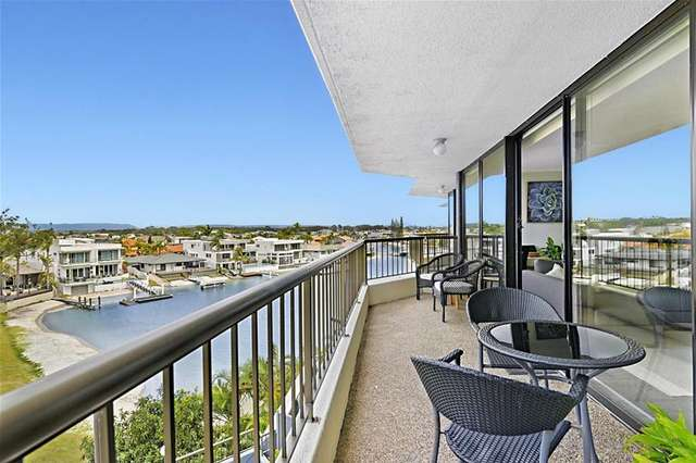 'THE NELSON' 5 Admiralty  Drive, Paradise Waters QLD 4217