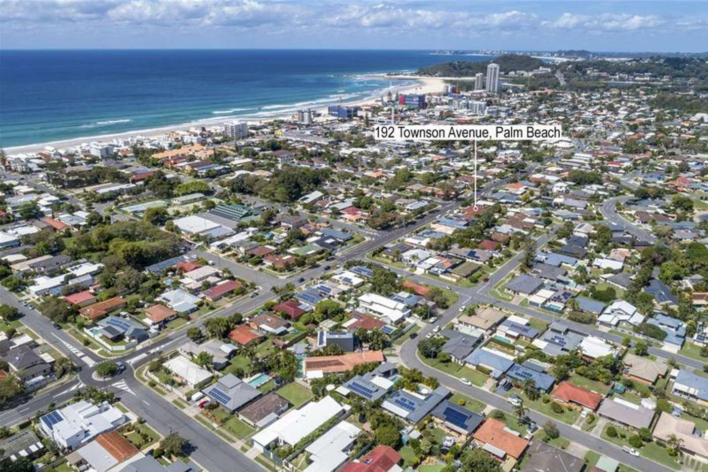 Main view of Homely house listing, 192 Townson Avenue, Palm Beach QLD 4221