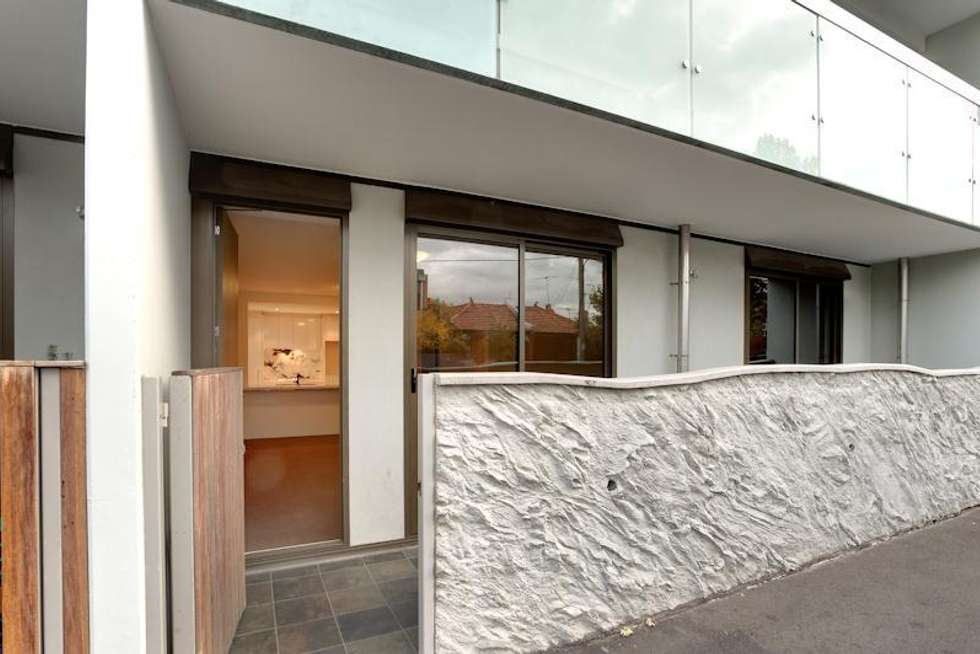 Second view of Homely apartment listing, 1/150 Kerr Street, Fitzroy VIC 3065