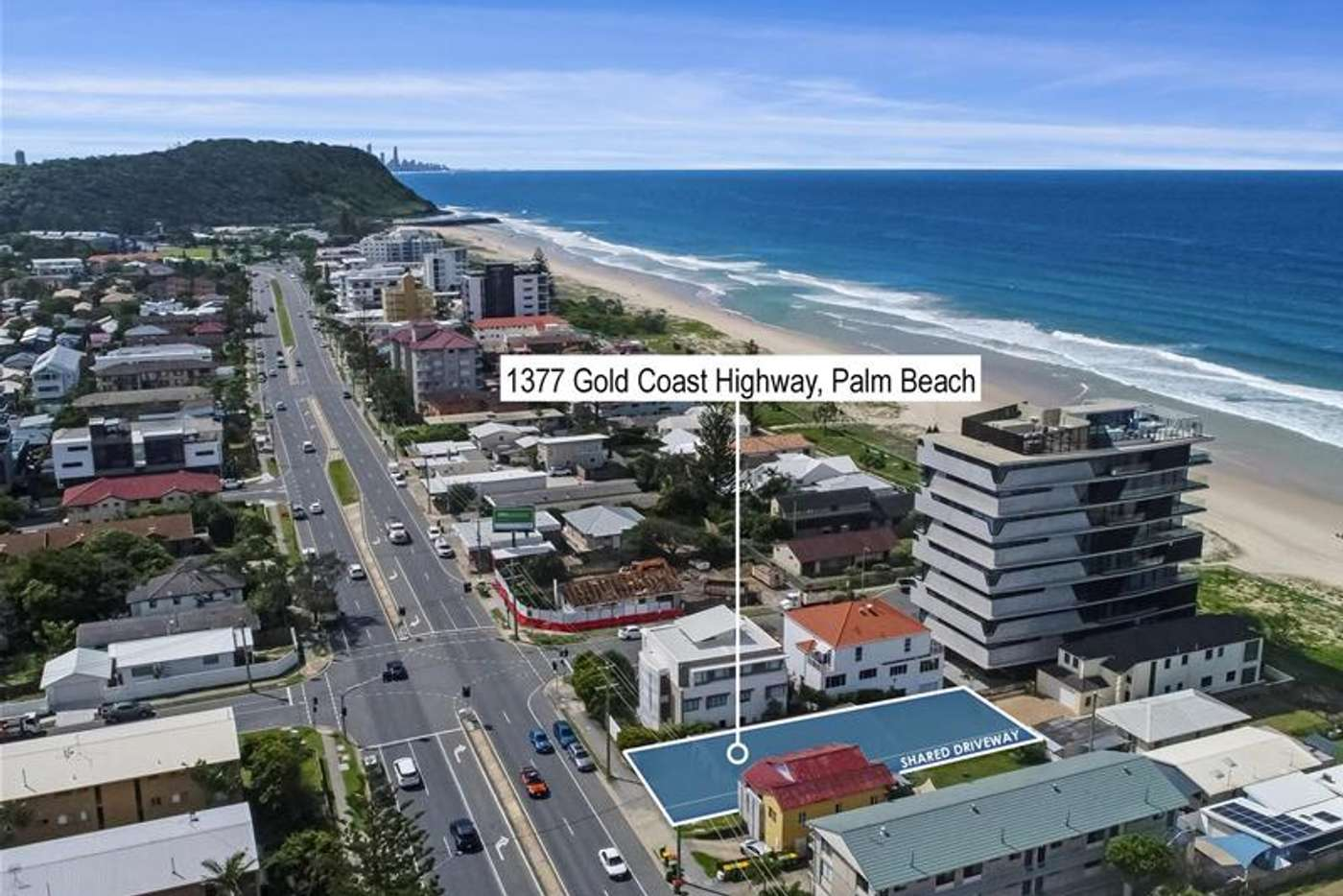 Main view of Homely house listing, 1377 Gold Coast Highway, Palm Beach QLD 4221