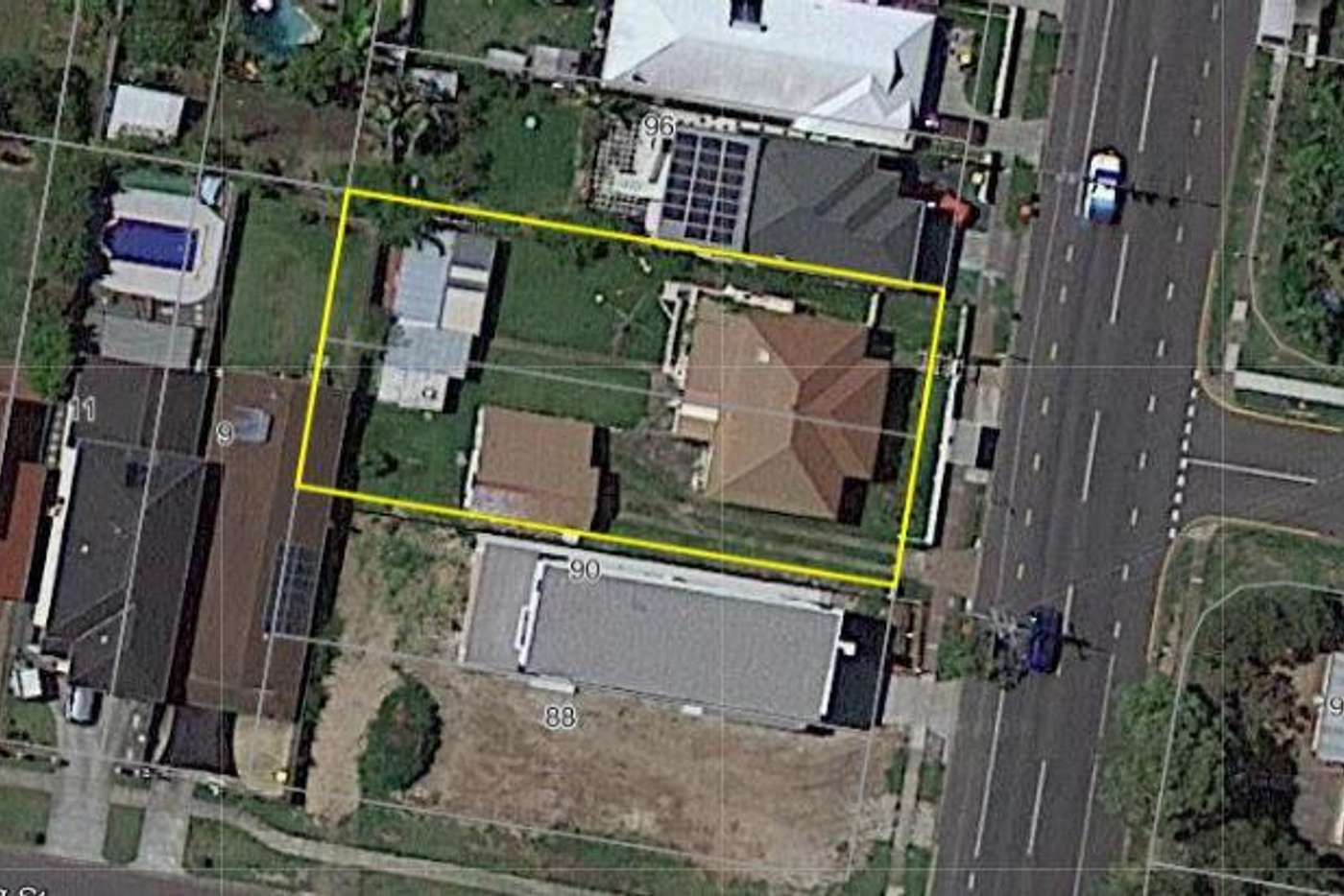 Main view of Homely residentialLand listing, 92 Orange Grove Road, Coopers Plains QLD 4108