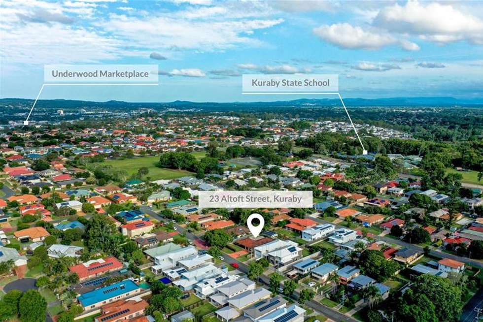 Fourth view of Homely house listing, 23 Altoft Street, Kuraby QLD 4112