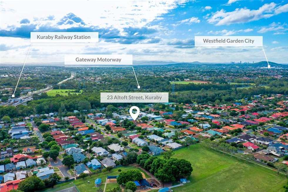 Fifth view of Homely house listing, 23 Altoft Street, Kuraby QLD 4112