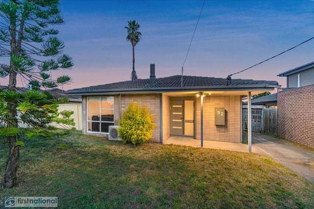 52 Taggerty Crescent, Meadow Heights VIC 3048