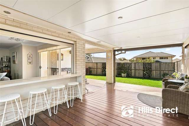 14 Jonah Street, Stanhope Gardens NSW 2768